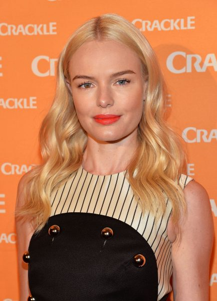 Kate Bosworth Beauty Makeup Bright Lip