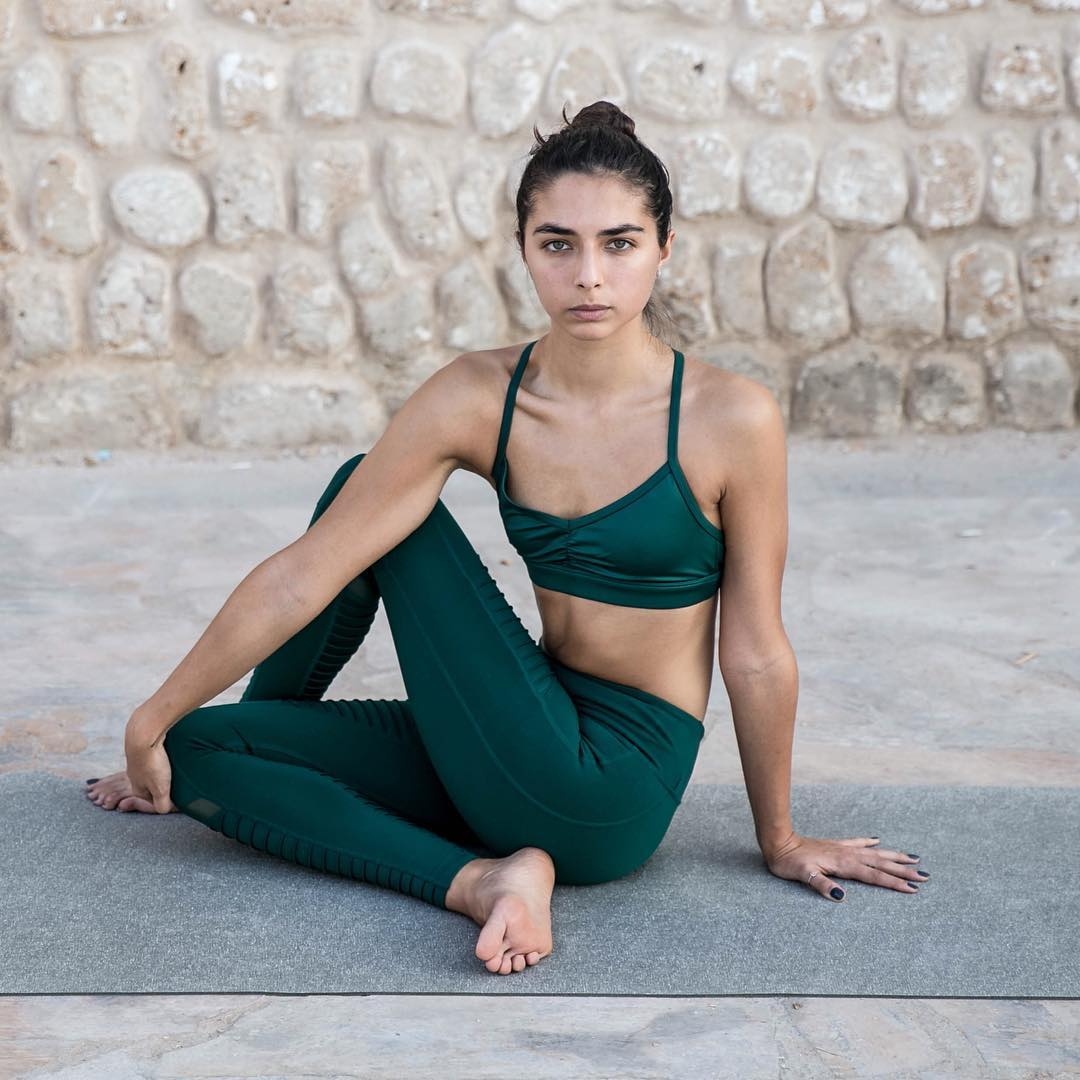Yogaluls Layla Al-Naif yoga gear gym clothes workout style