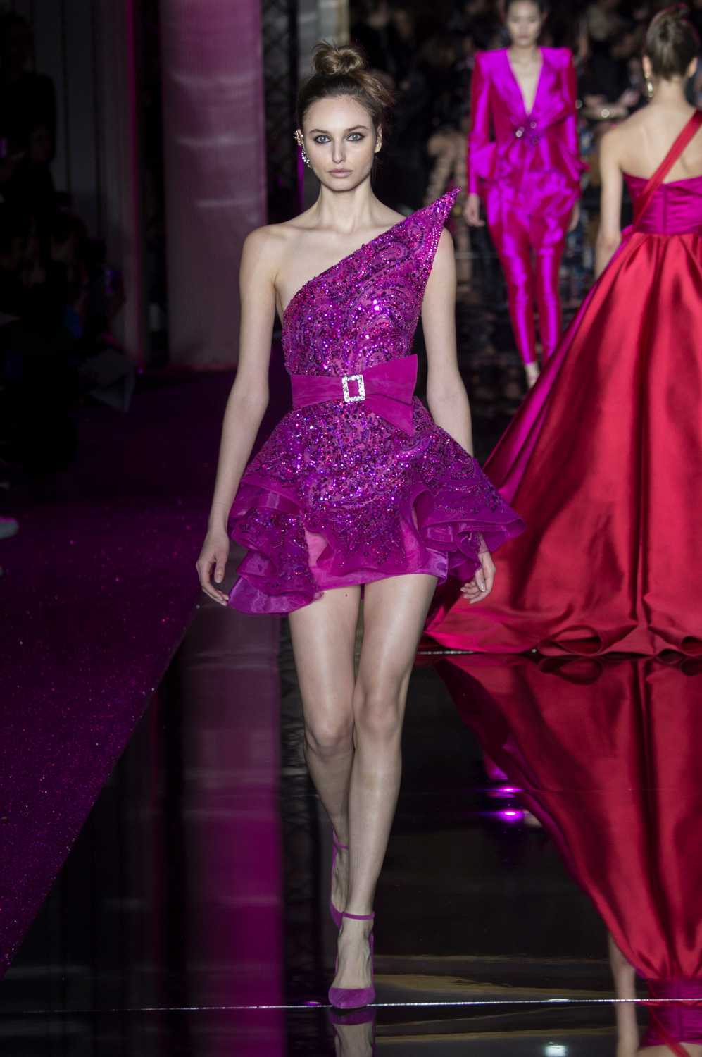 Zuhair Murad Sets off Fireworks for Spring 2017 Couture - Savoir Flair
