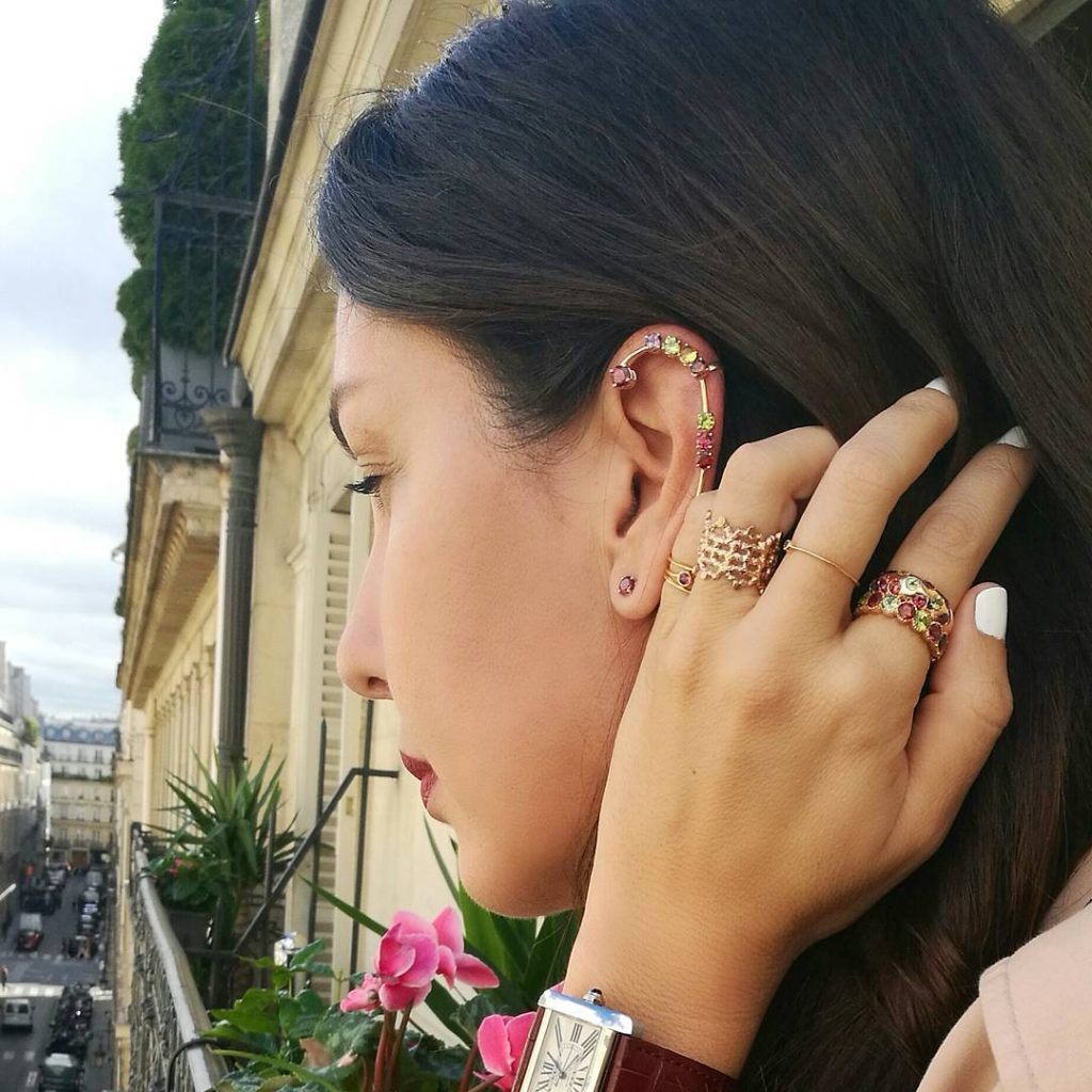#24H with Donna Hourani: A Day in the Jewelry Designer's Life