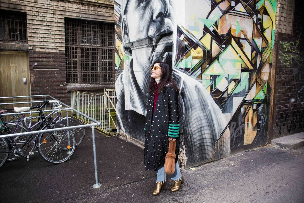How to Explore Berlin Like a Fashion Blogger, as Shown by Anum Bashir