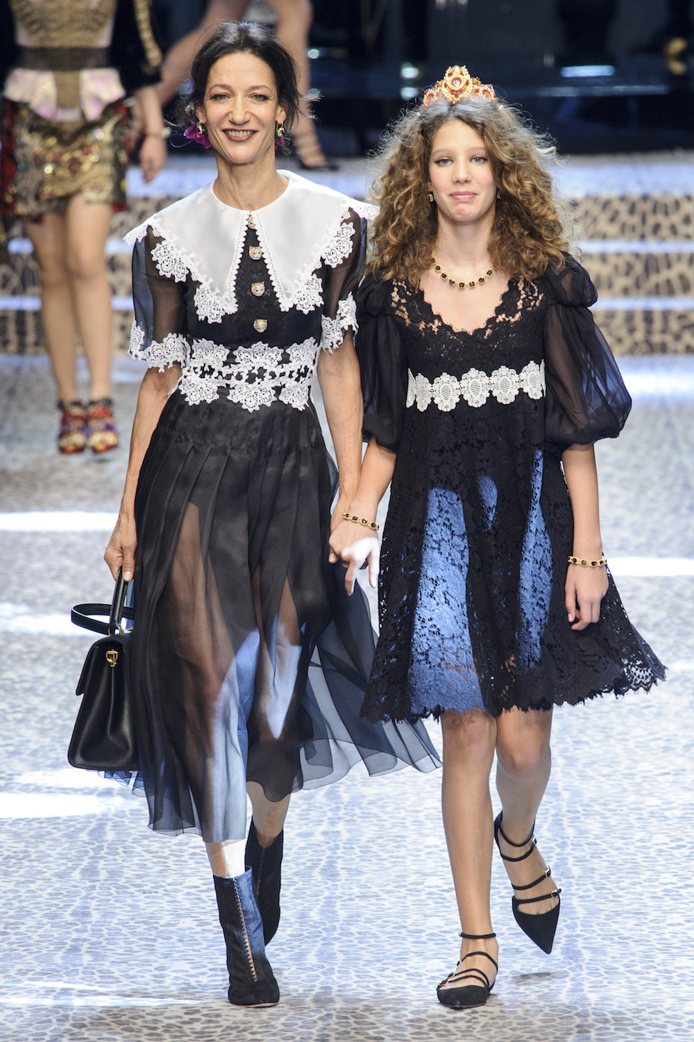 All the Hype That Money Can Buy at Dolce & Gabbana Fall/Winter 2017
