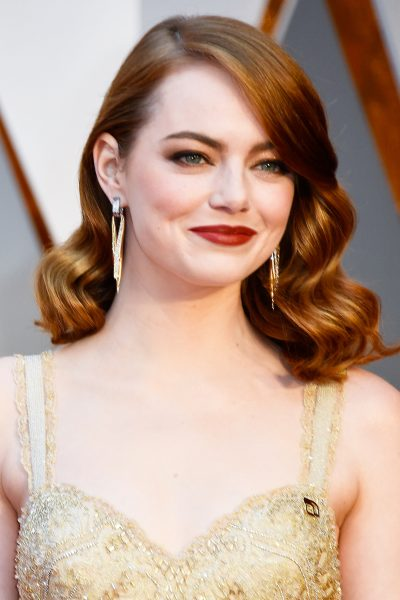 2017 Oscars Beauty Emma Stone