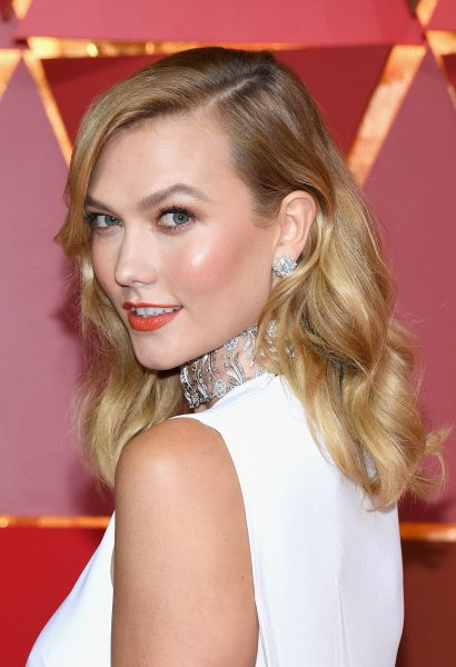 2017 Oscars Beauty Karlie Kloss
