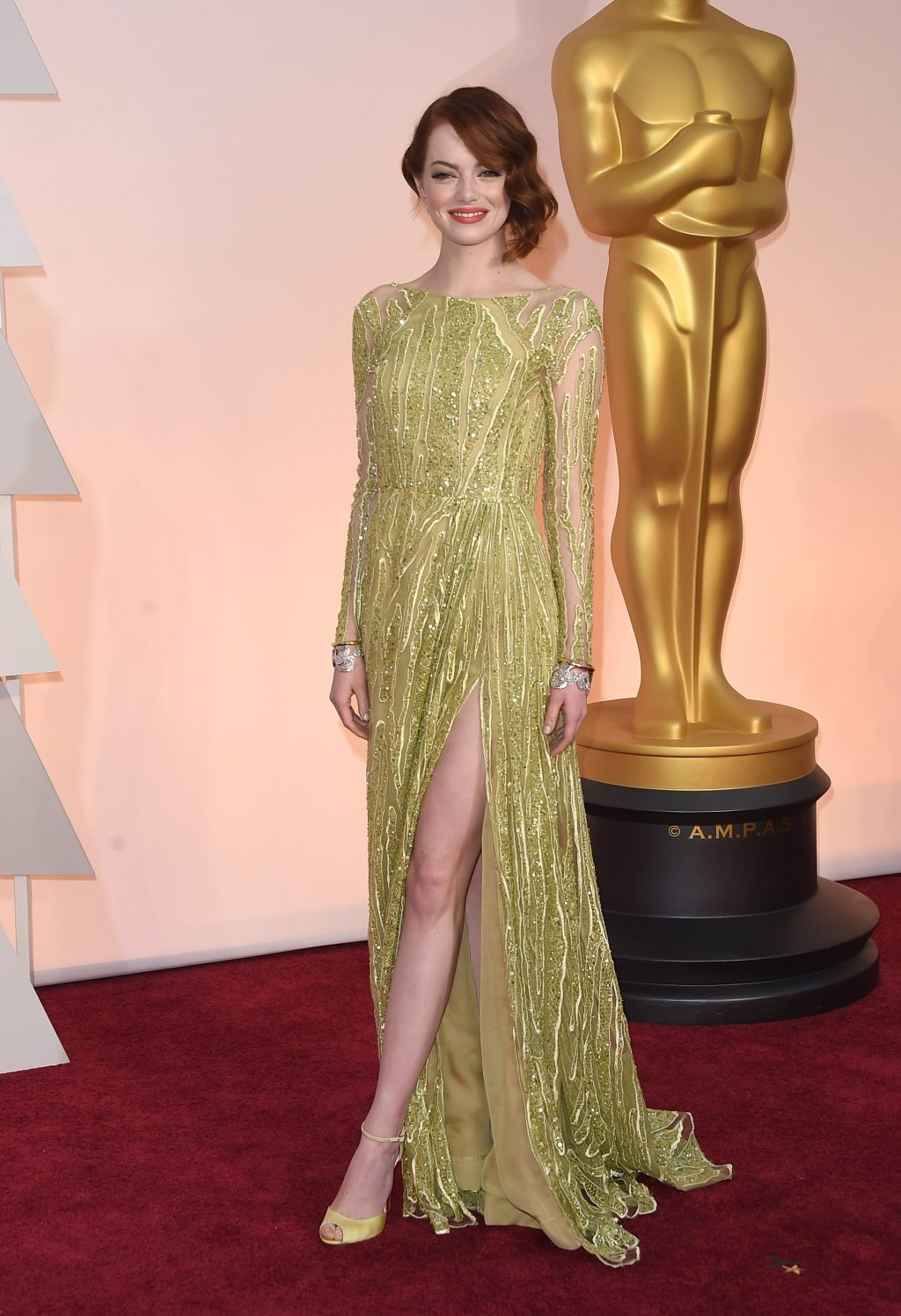 29 of Emma Stone's Most Memorable Red-Carpet Looks