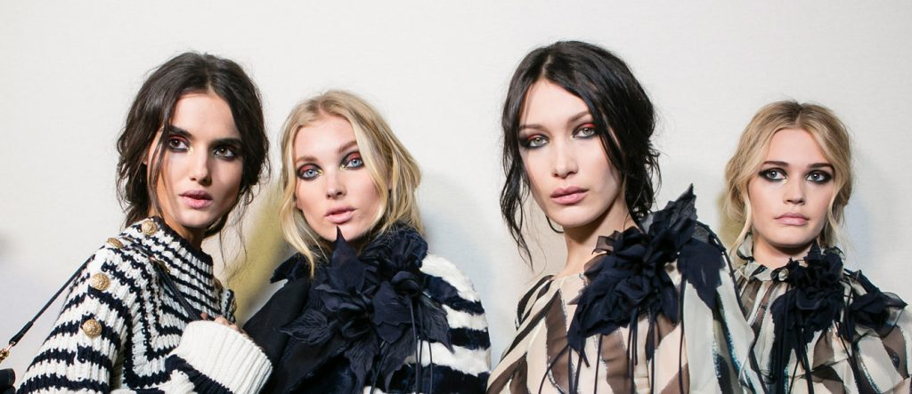 The Most Breathtaking Beauty Moments from Milan Fashion Week