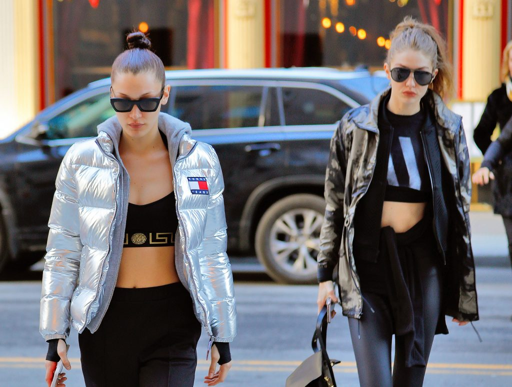No Sweat! What the (Most Stylish) Celebrities Wear to the Gym