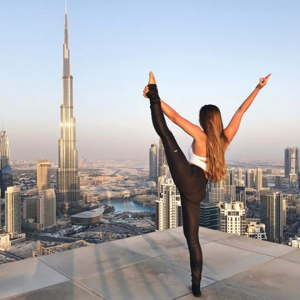 Best Yoga Studios Classes Dubai