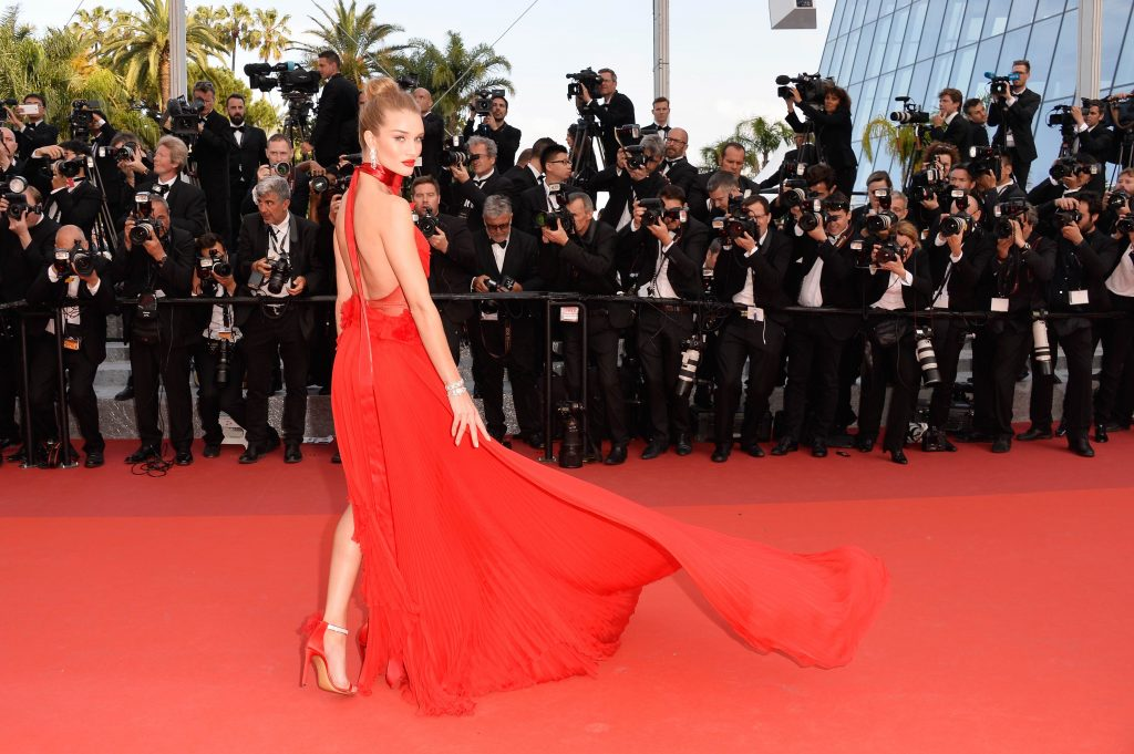 Girls on Fire: The Most Ravishing Red Gowns on the Red Carpet
