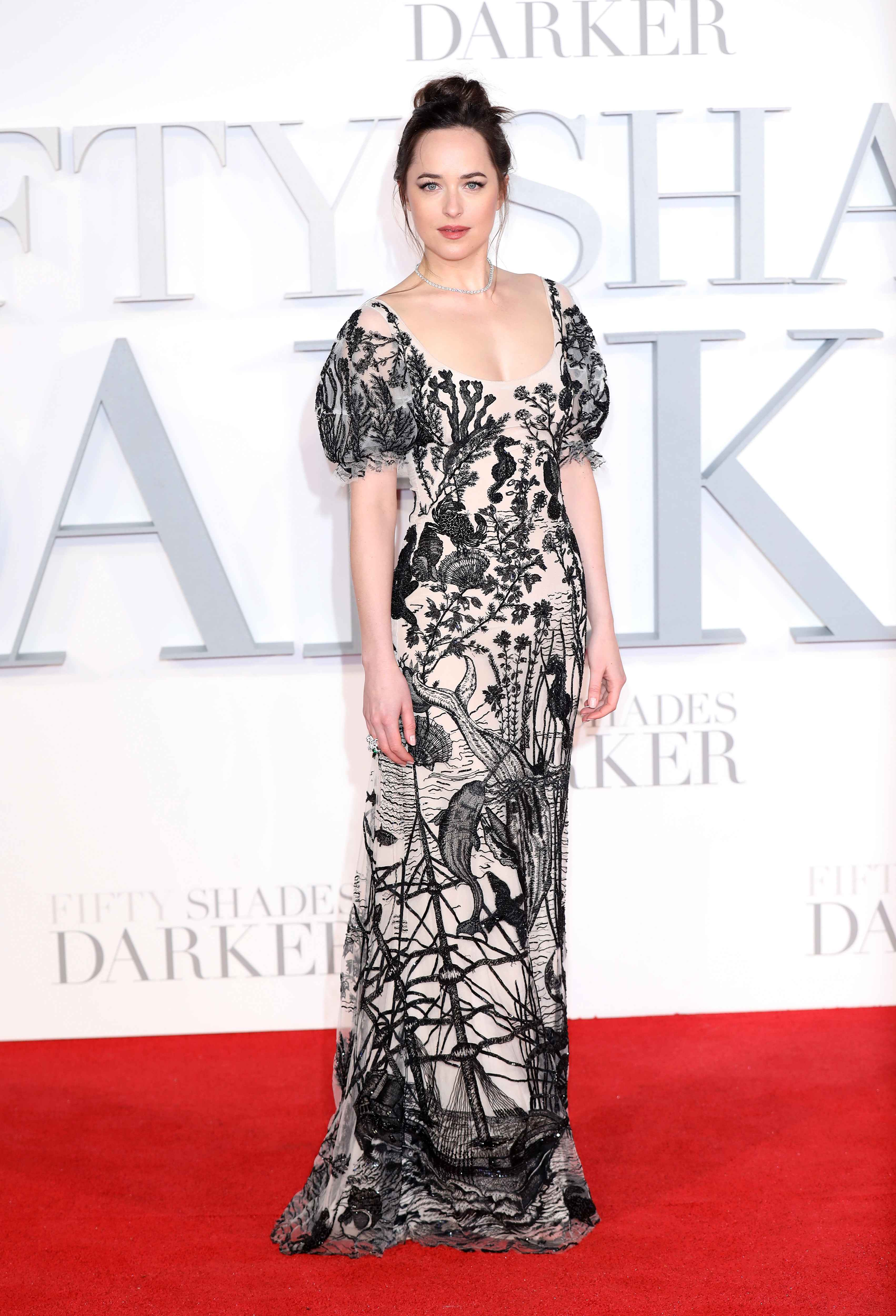 Celebrity Style Red Carpet Dakota Johnson