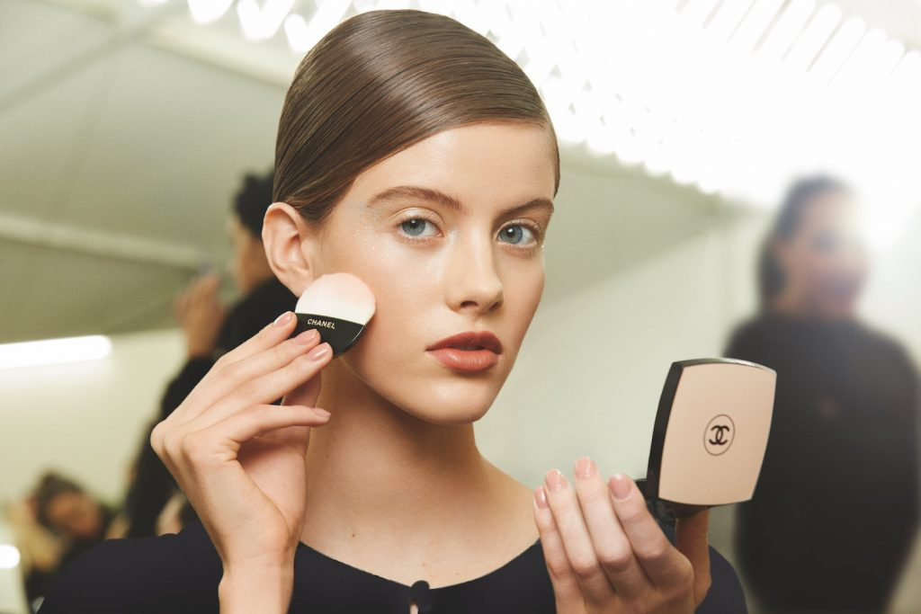 How to Get the Gorgeous Beauty Look from Chanel's Couture Show