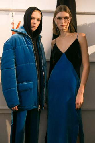 Velvet Underground: NYFW Can't Get Enough of This Fall Trend