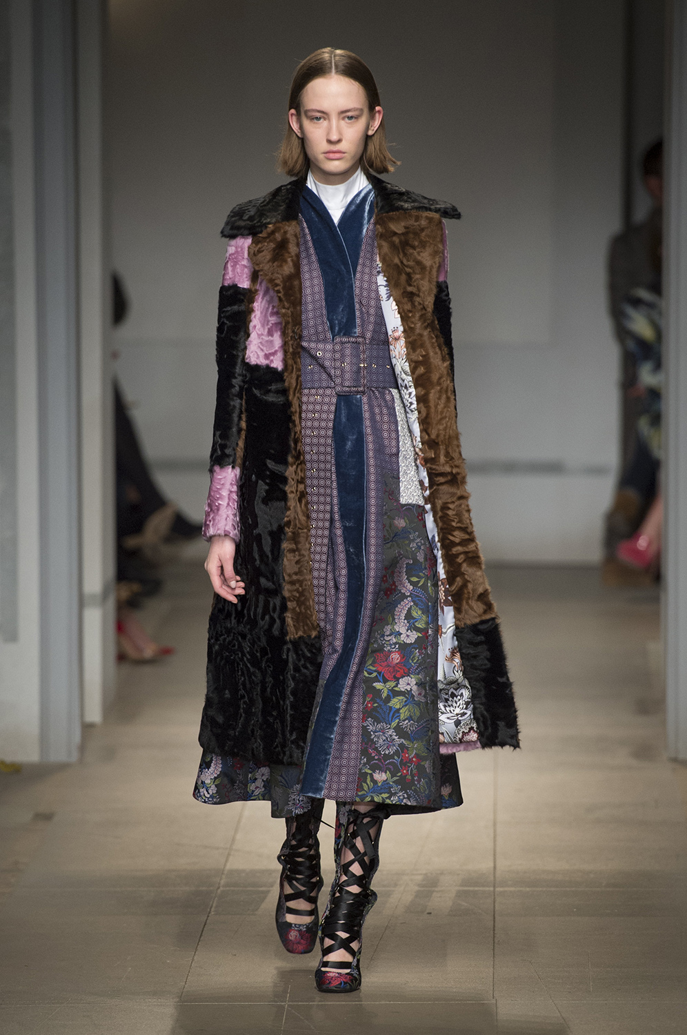 Erdem's Tale of Two Grandmothers for Fall/Winter 2017