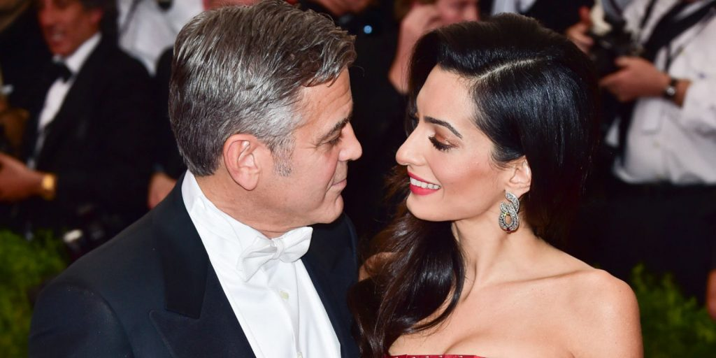 14 (Kinda) Legit Baby Names That We Think the Clooneys Should Consider