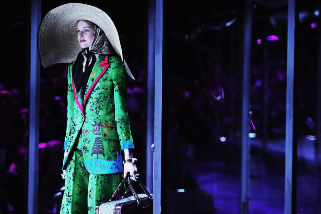 Return of the Max: Milan Fashion Week's Obsession with Maximalism