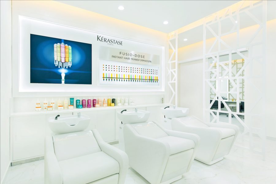 Kerastase Institute Dubai Hair Salon
