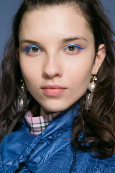 MFW FW17 Beauty Marco De Vincenzo