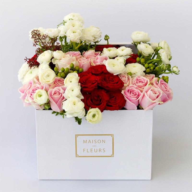Maison Des Fleurs Announces Delivery By Rolls Royce Savoir