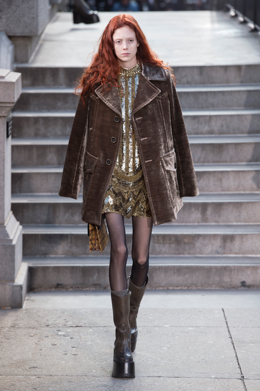 Marc Jacobs Takes It to the Streets for Fall/Winter 2017