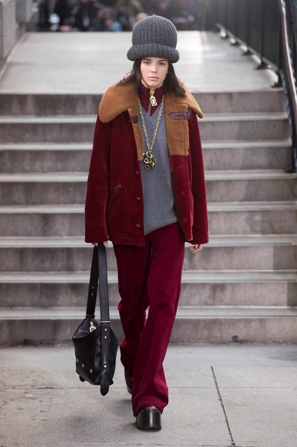 Marc Jacobs Takes It to the Streets for Fall/Winter 2017 ... - Couleur Tendance 2018