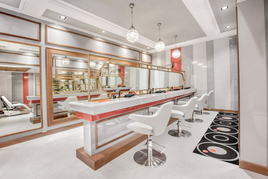 Marquee Hair Salon Dubai