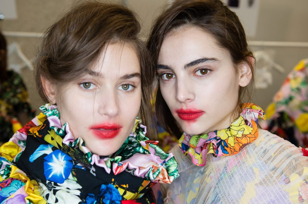 9 LFW Beauty Looks We'll Probably Never Try – But Still Think Are Cool