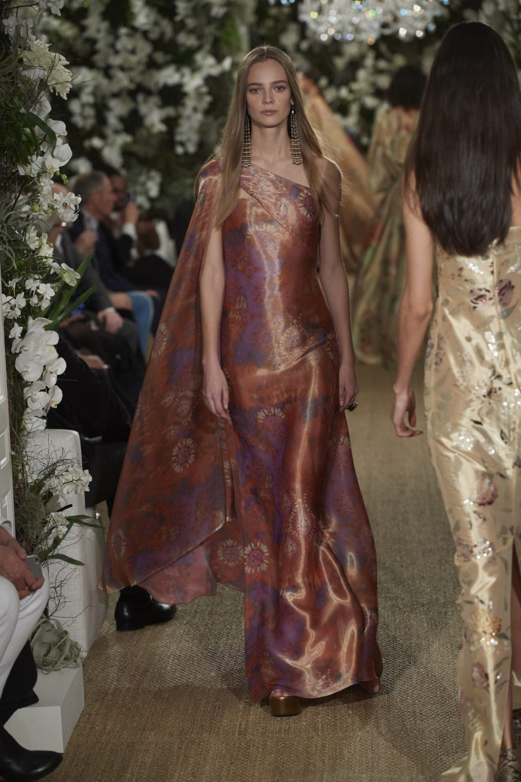 Ralph Lauren's Nomadic Beauty Steals the Spotlight at Fashion Week