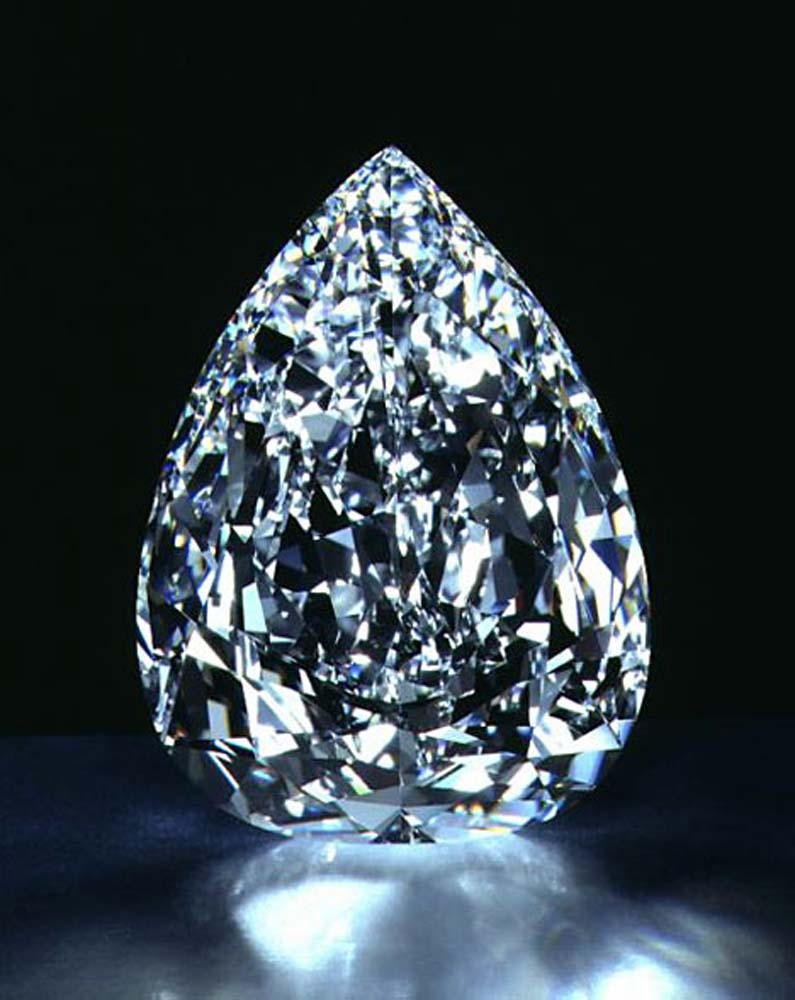 Star of Africa diamond Getty