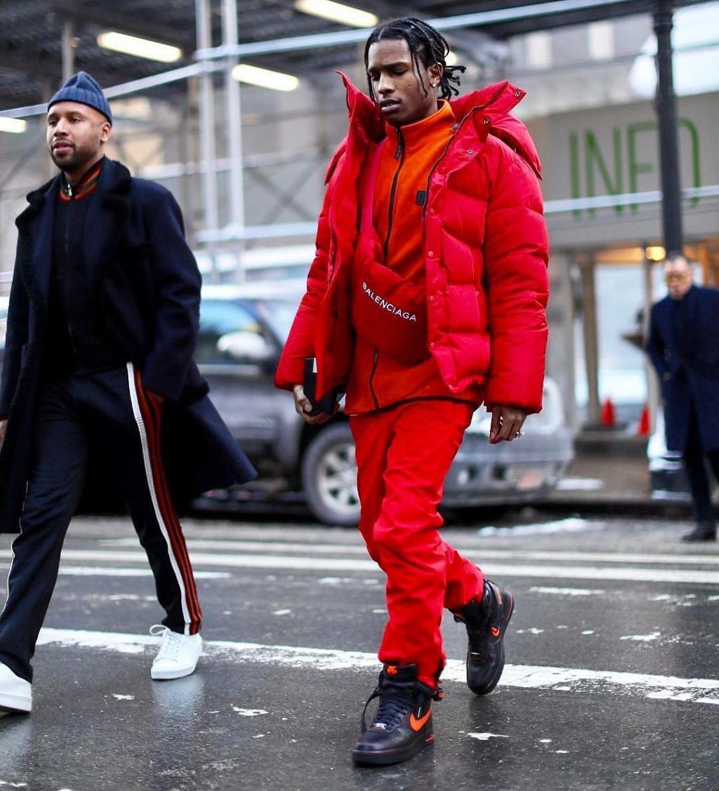 Why Travis Scott, A$AP Rocky, and Desiigner Are Our New Fashion Icons