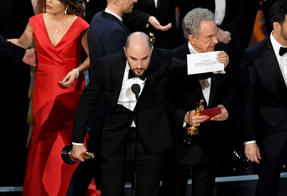 Shock, Horror, and Steve Harvey Humor: Reactions to 'That' Oscars Flub