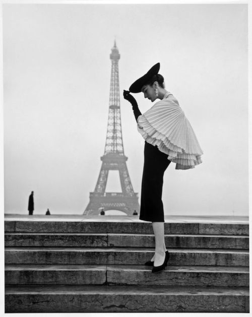 Paris 1955 by photographer Walde Huth