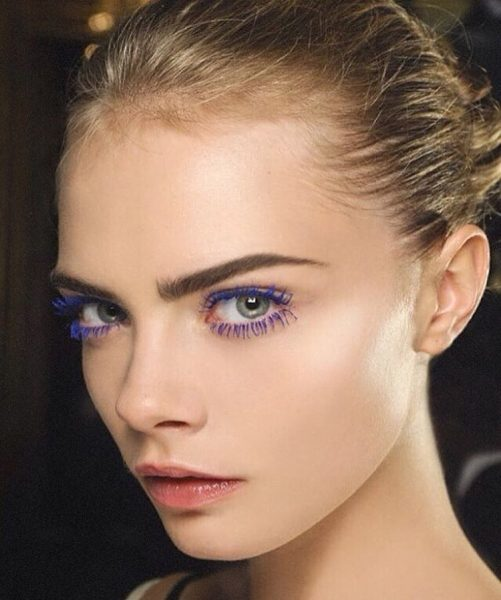 Pat McGrath Makeup Tips Mascara