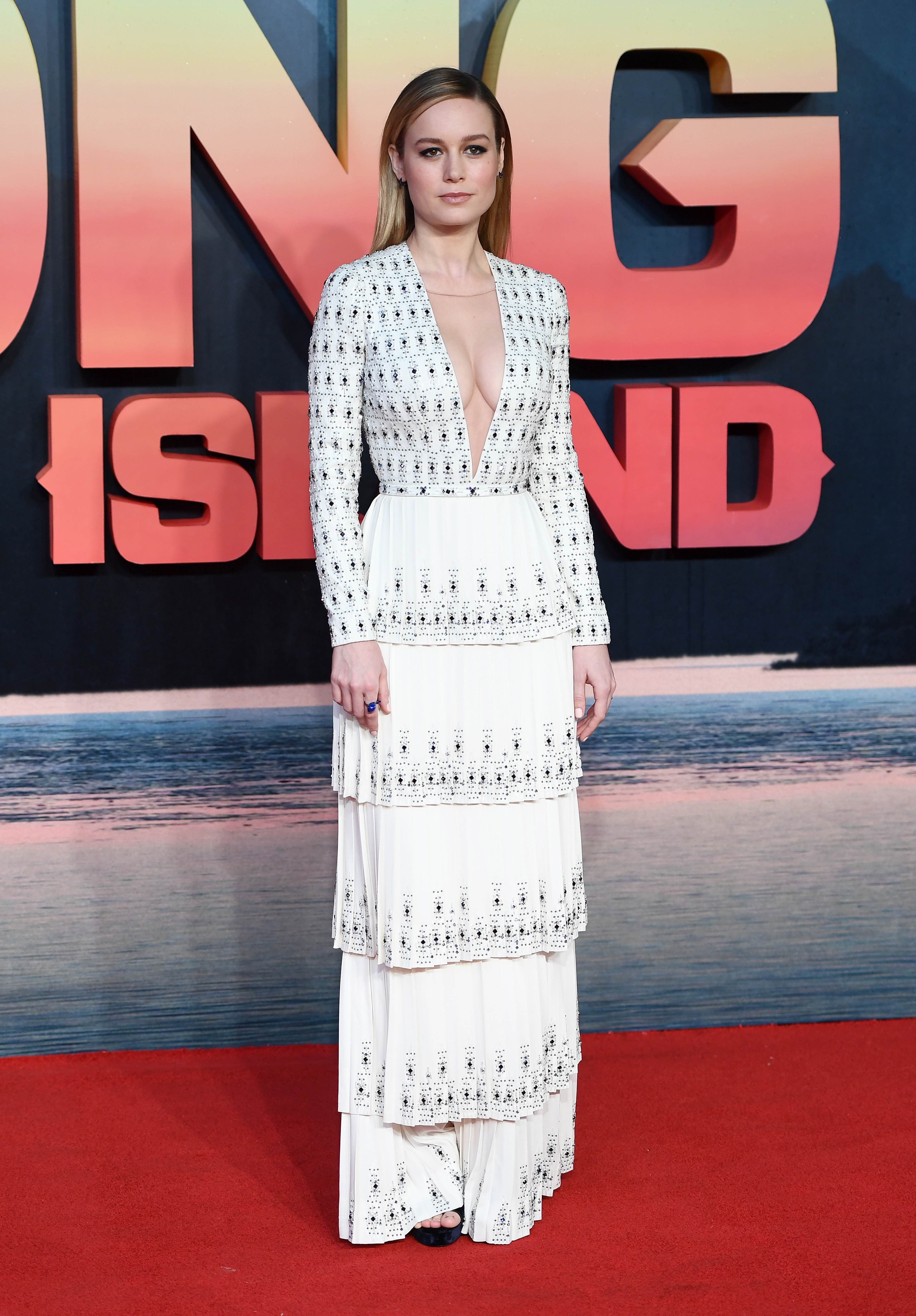 Red Carpet, Celebrity Style, Brie Larson