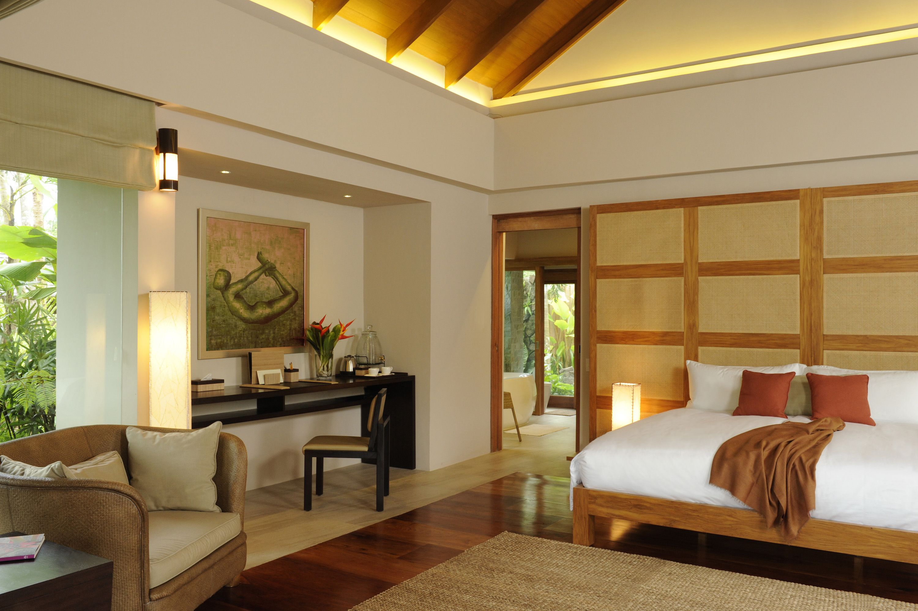 The Farm at San Benito Narra Villa Bedroom