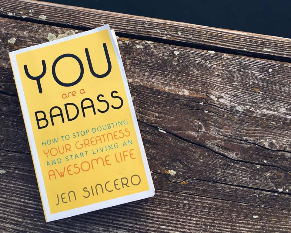 You Are a Bad Ass book