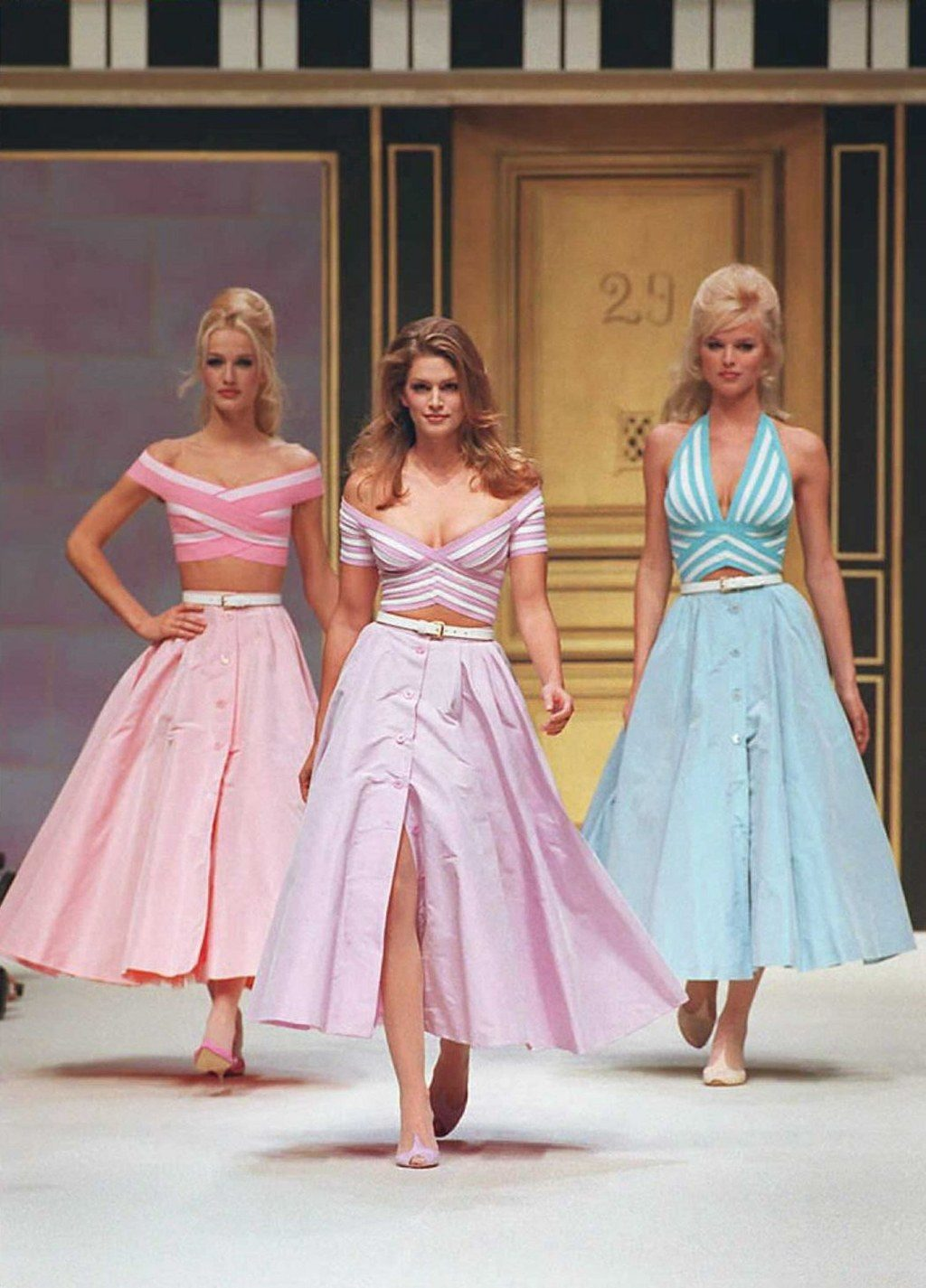 You'll Never Believe What Paris Fashion Week Used to Look Like