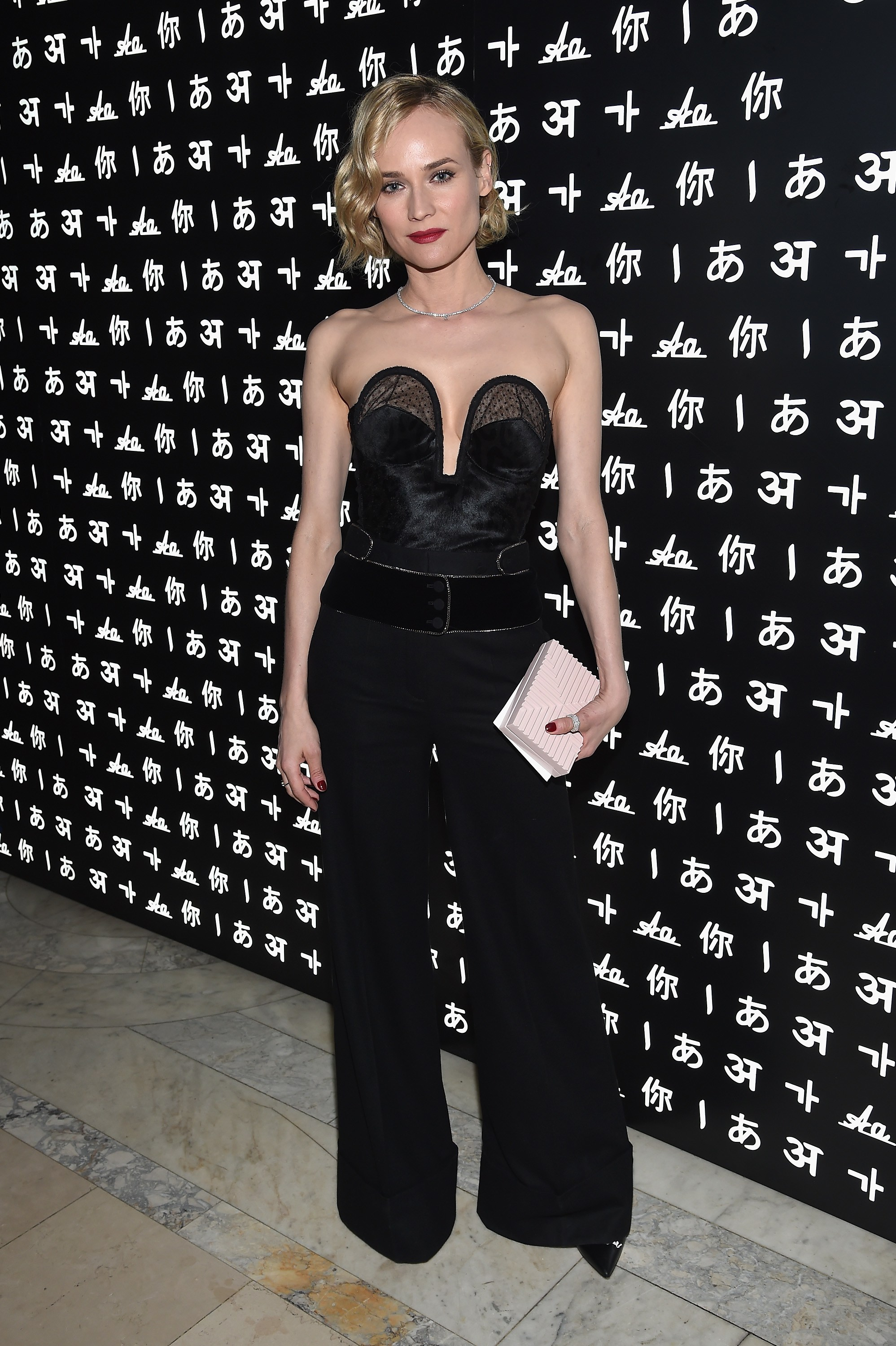Celebrity Style Red Carpet Diane Kruger