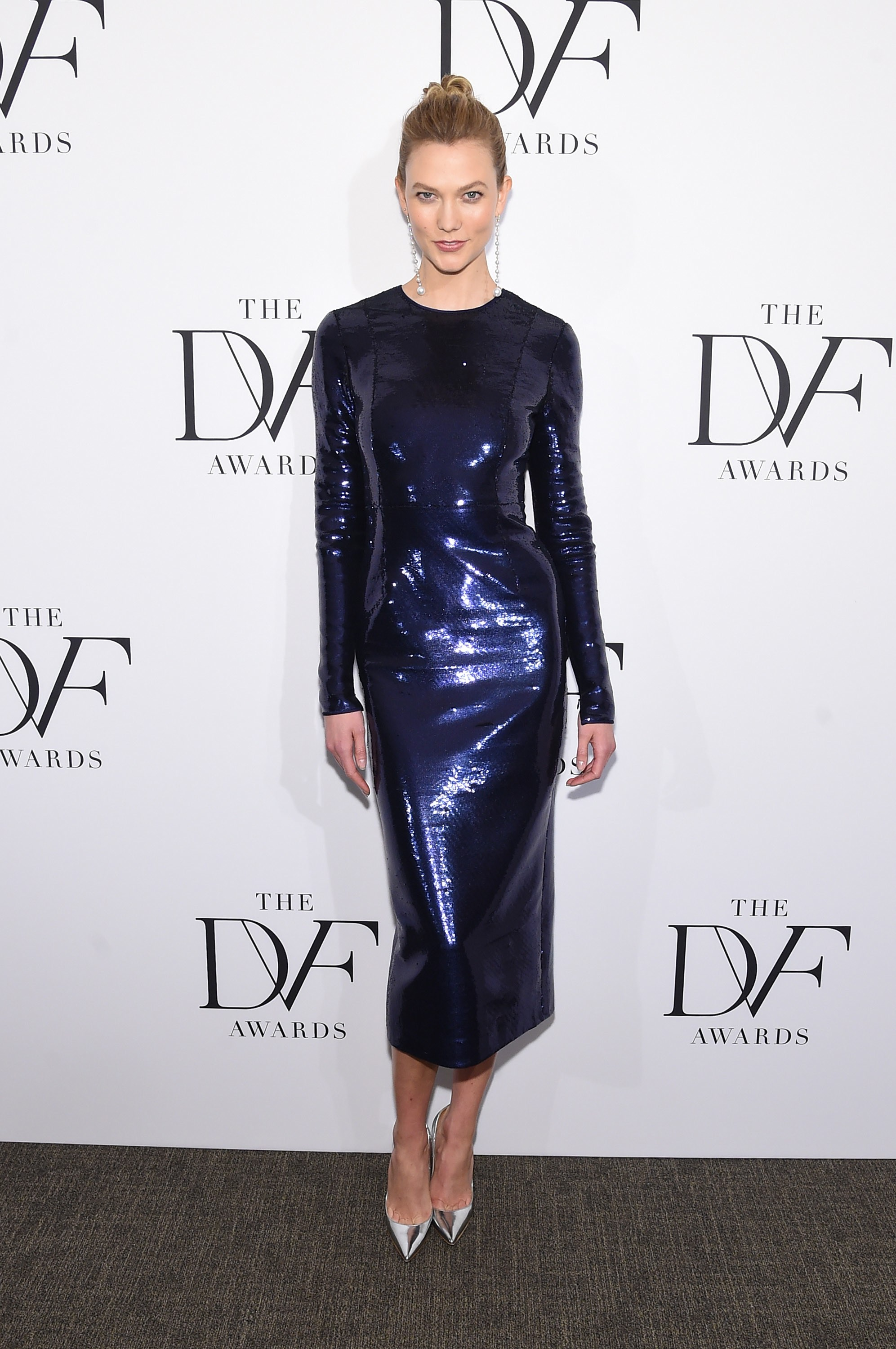 Celebrity Style Red Carpet Karlie Kloss