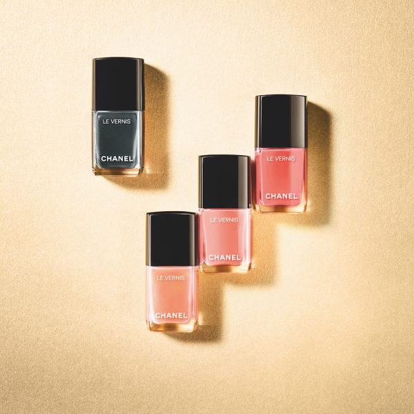 Chanel Cruise 2017 Makeup Collection Nail Polish