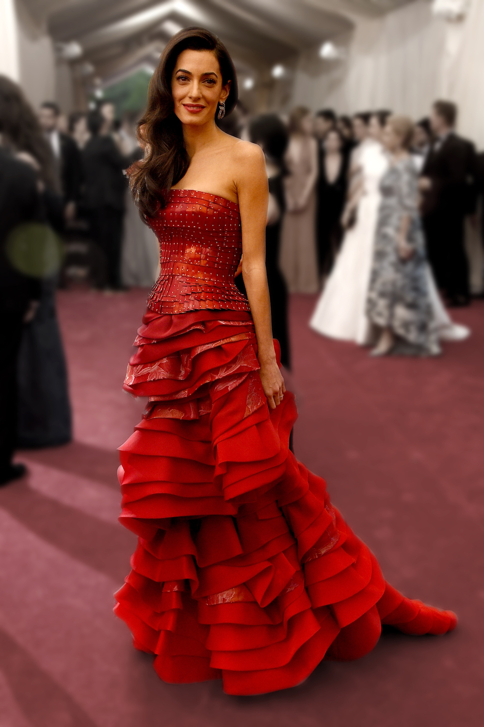 "Amal Clooney at China: Through The Looking Glass"" Costume Institute Benefit Gala - Fashion Focus"