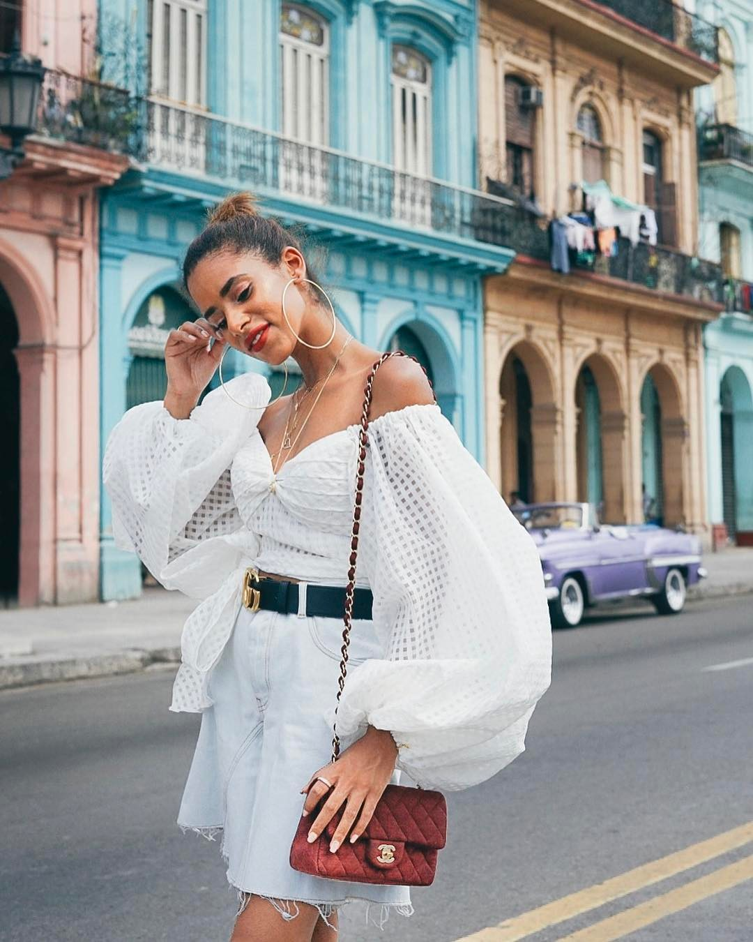 Travel Outfit Ideas Nadya Hasan
