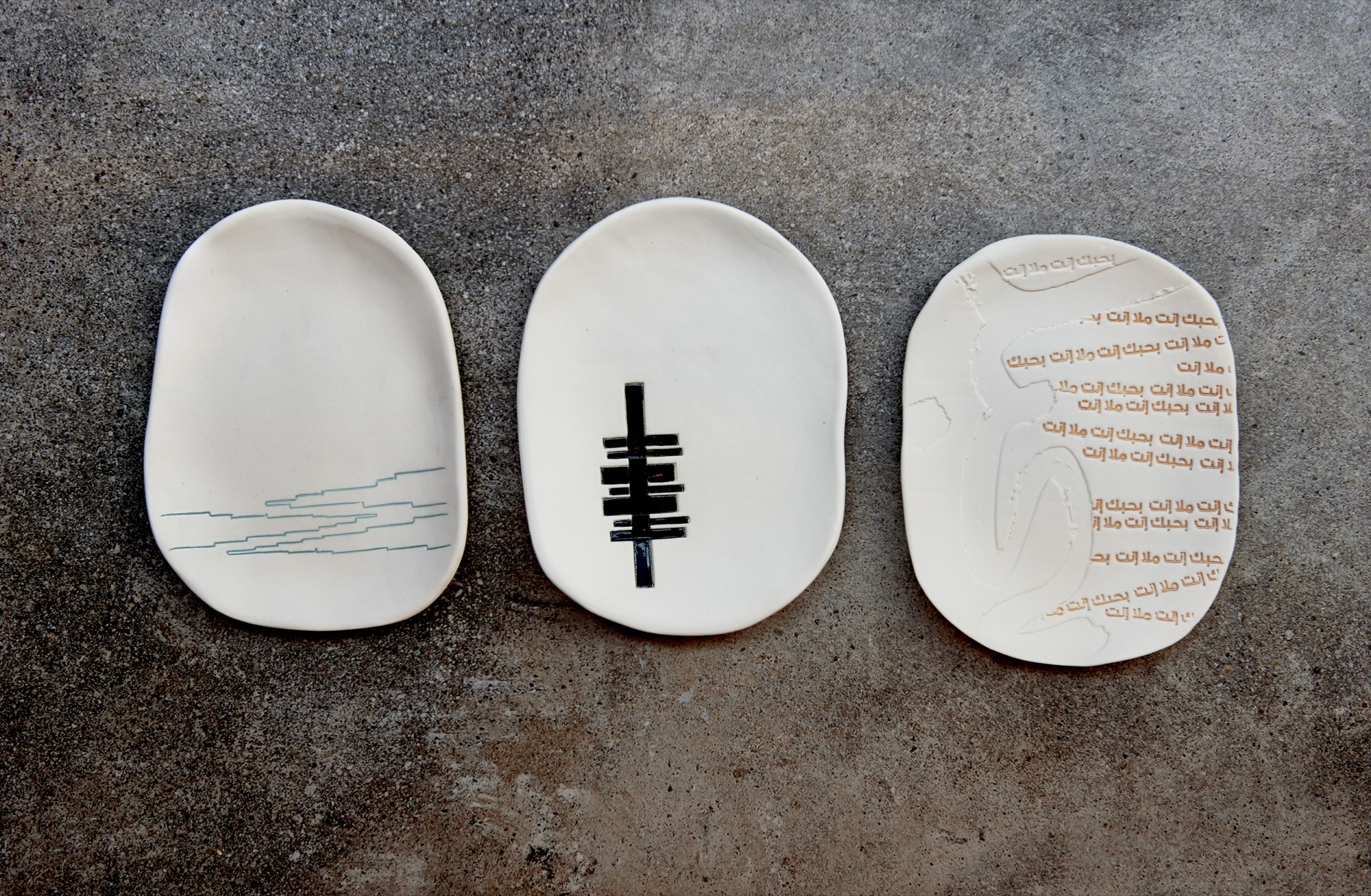 Molecule Dishes