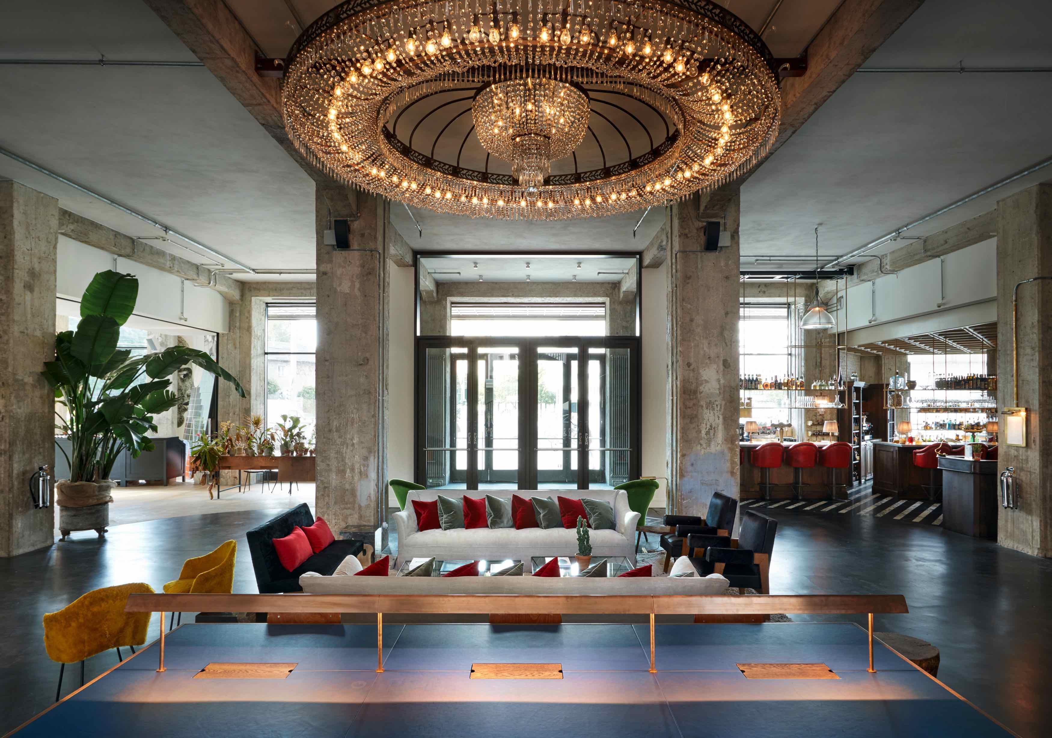East Seven Berlin Hotel