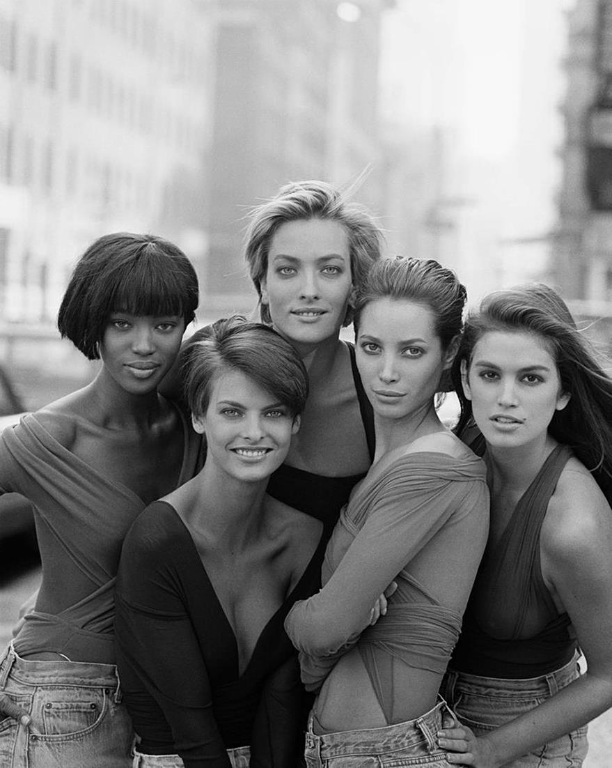 The Big Six by Peter Lindbergh