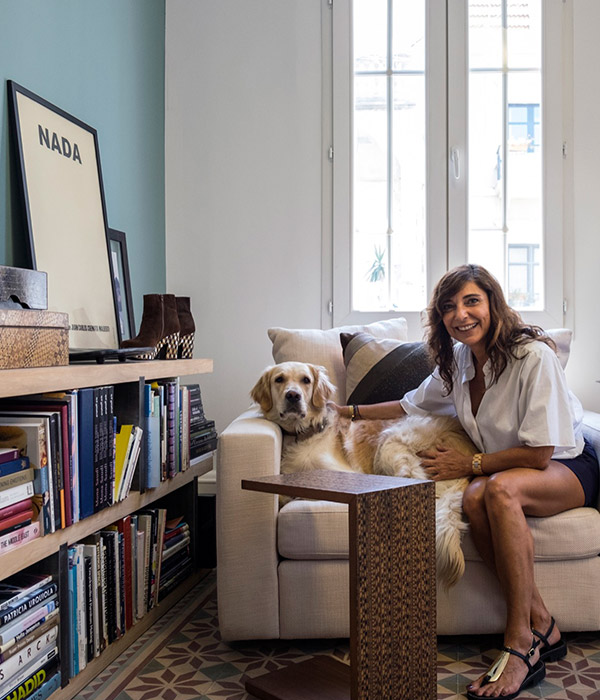 Furniture Designer Nada Debs on Life and Love as a Third Culture Kid