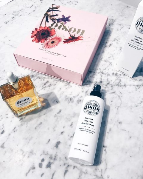 Negin Mirsalehi Gisou Hair Products
