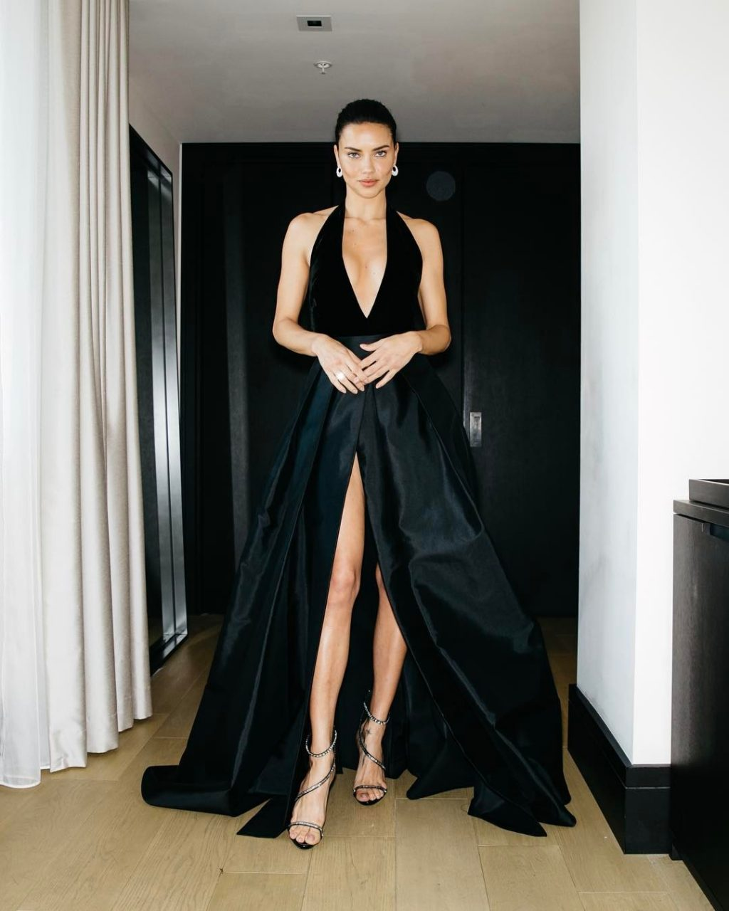 Adriana Lima's Top Secrets to Staying in Supermodel Shape