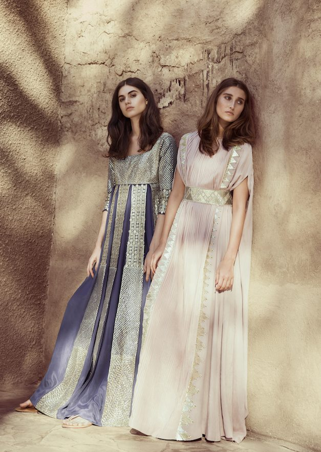 Bthaina's Resort 2017 Collection Is a Lesson in Eid Dressing