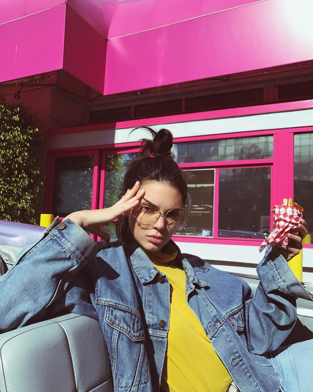 Kendall Jenner glasses - It Girl Eyewear