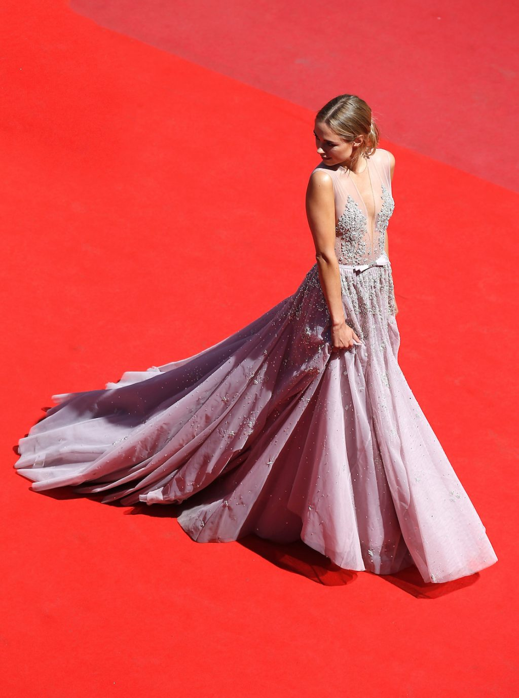How Georges Hobeika Ruled the Cannes Red Carpet